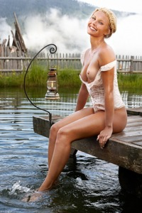 Denise Cotte in Playboy Germany